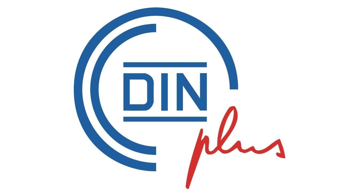 Our pellet received DINplus certificate